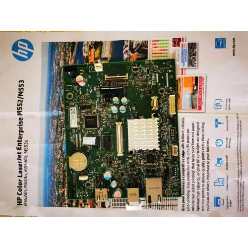 High Quality HP M552 553 Formatter Board
