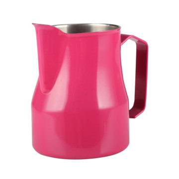Stainless Steel Espresso Coffee Pot Milk Frothing Jug
