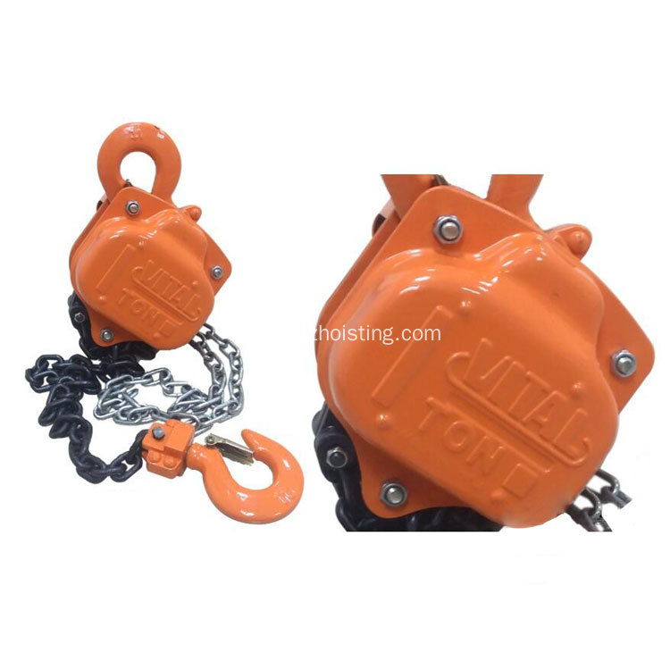 1ton G80 Vital Chain Hoist for Lift