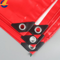 Pvc tarps with grommets high strength