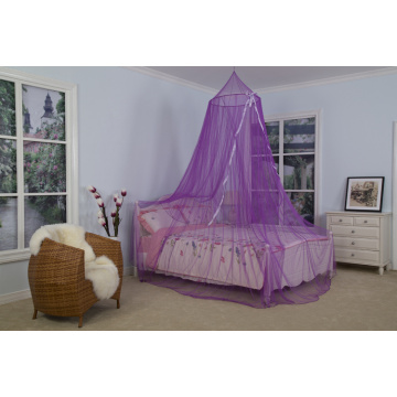 100% polyester durable colorful mosquito net