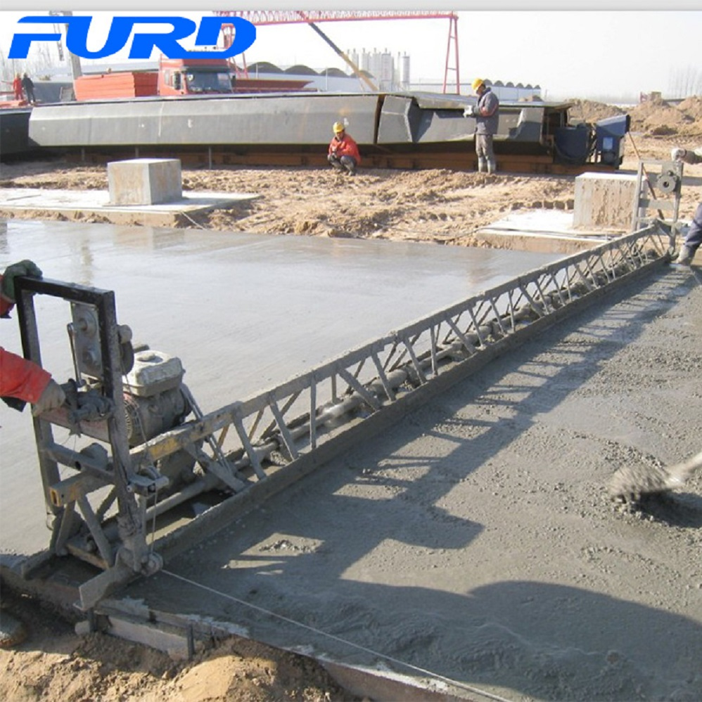 16M Honda Concrete Truss Screed Machine