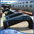 Marine steel jet pipe