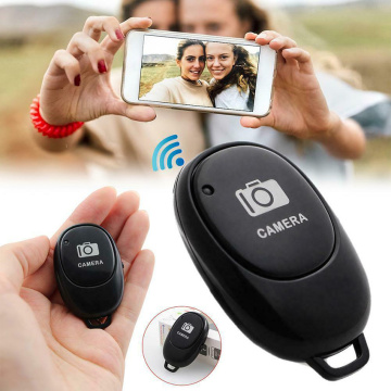 Bluetooth 4.0 Selfie Shutter Camera Remote Control Button Wireless Selfie-timer Controller Shutter for Android Iphone