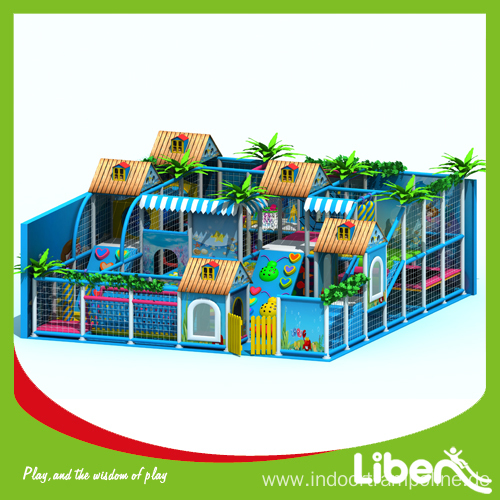 Hot selling backyard indoor playground equipment