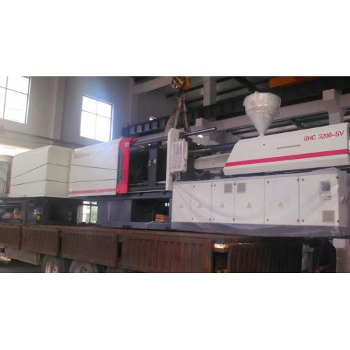 320 Ton Horizontal Injection Molding Machine