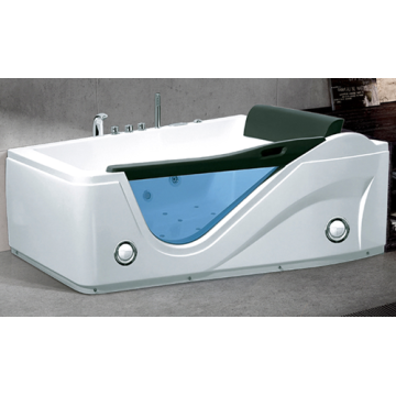 Pure Acrylic Luxury Massage Freestanding Soaking Bathtub