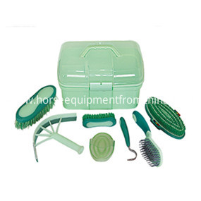 horse grooming box