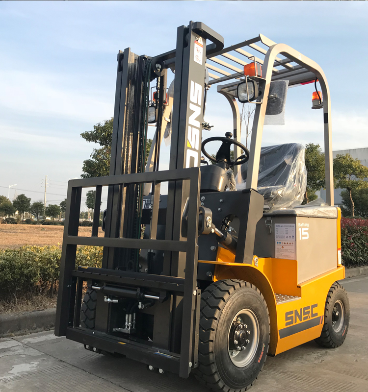 1 5ton Electric Forklift Truck 15