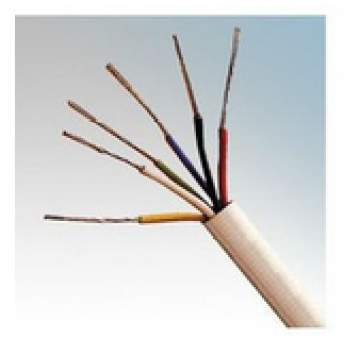 1.5mm square shield FIRE PROOF CABLE
