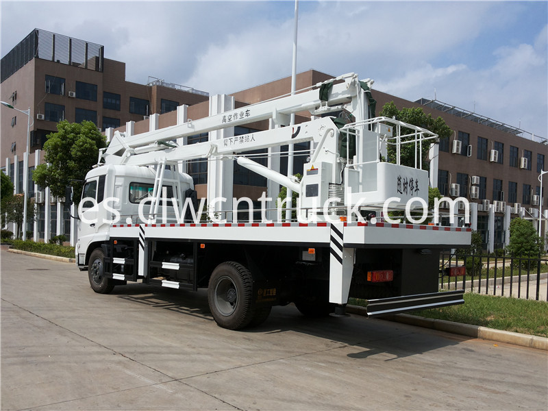 aerial platform vehicle 2
