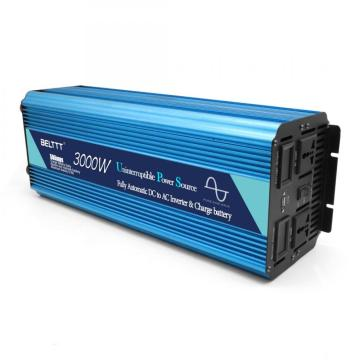 3000W Power Inverter for Uninterrupted Power Supply