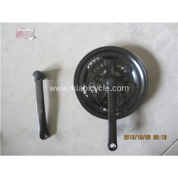 Plastic-coated Steel Crank Set