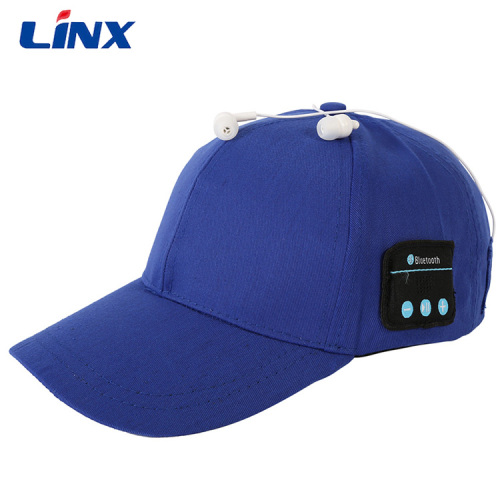 Outdoor Sports Bluetooth Cap Wireless Hat Earphone