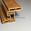 Laminated PVC Profiles For Windows & Doors