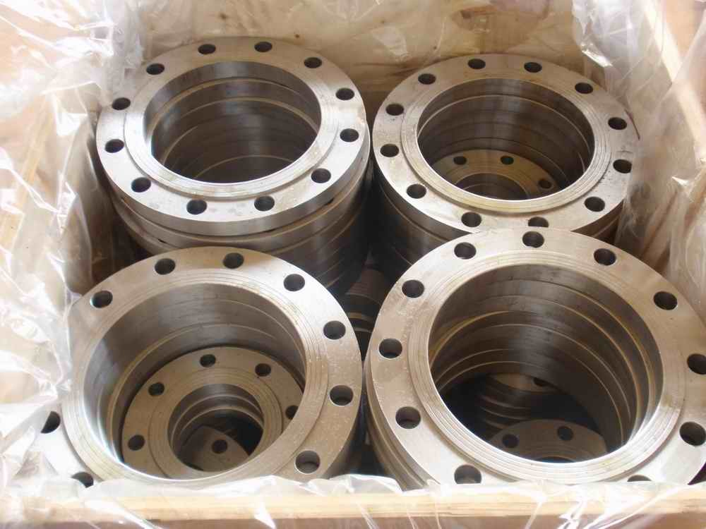 High Quality DIN Slip on Flanges