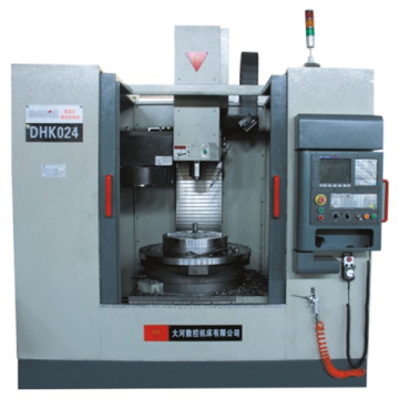 DHK024 Rotary Support Drilling Milling Machine