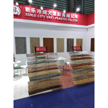 High quality 5.0mm SPC Floor WPC PVC Floor
