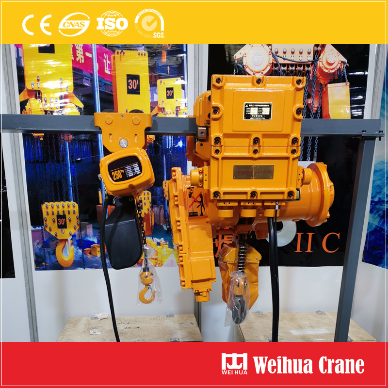 explosion-proof-chain-hoist
