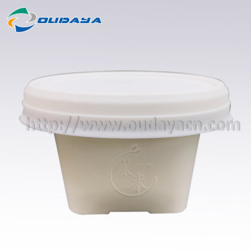 PP material cup for yoghurt pudding packaging