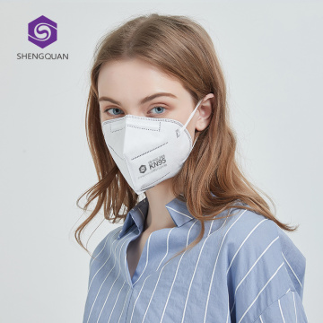 Good KN95 Disposable Face Masks with Earloop Filtration
