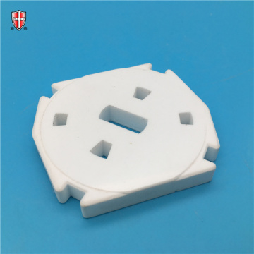 custom alumina ceramic switch faucet valve disc plate