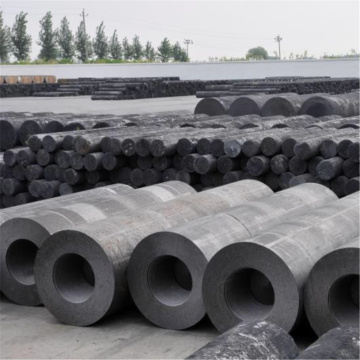 Different Grades 450Graphite Electrode Submerged Arc Furnace