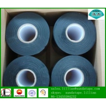 Underground pipes anticorrosion bitumen wrapping tape for special section tube