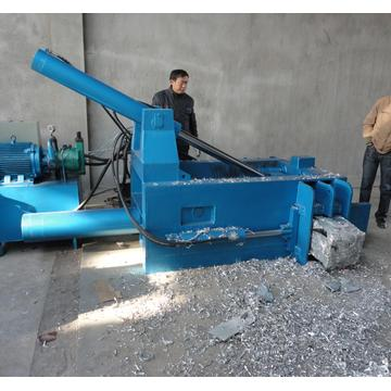 scrap aluminum can baler for sale factory supply