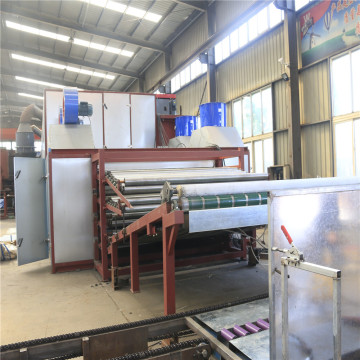 Roller Dryers Press and Iron Veneer Flat