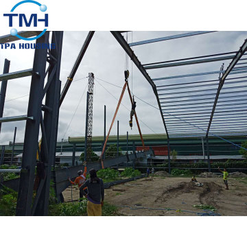 1000 square meter warehouse construction building of cost