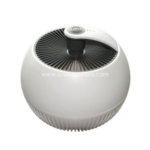 desktop negative ion air purifier with hepa