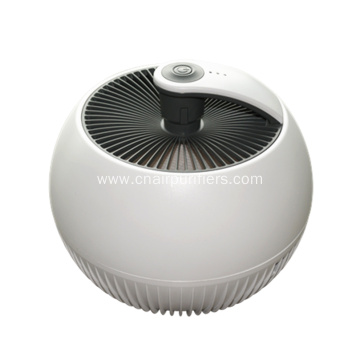 Round Shape HEPA Desktop Air Purifier