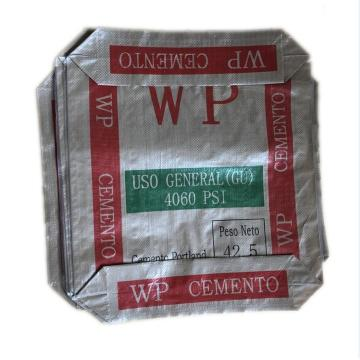 40kg Polen Cement Block Bottom Valve Bag