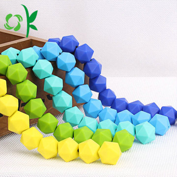 High Quality Cheap Silicone Teething Beads