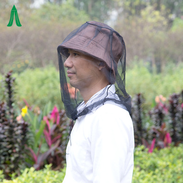Customized Color Folded Mosquito Head Net