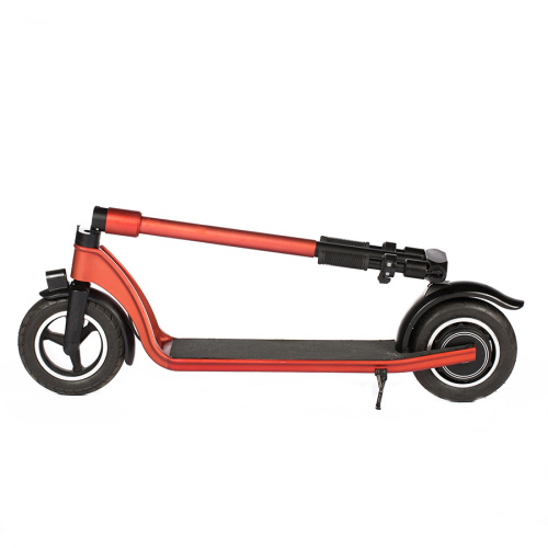 Custom Removable Battery Power Electric Scooter