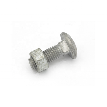 Round Head square neck carriage bolts dip galvanized