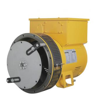 Yellow Color Low Voltage Industrial Generator