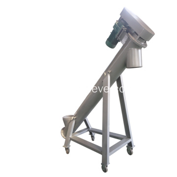 Heavy Duty Screw conveyor for ground coffee