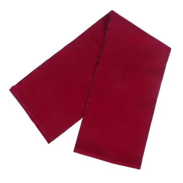 128*15CM Piano Keyboard Dust Cover Key Cover Cloth (Red)