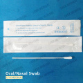 Disposable Virus Transport Swab Sampling Collection