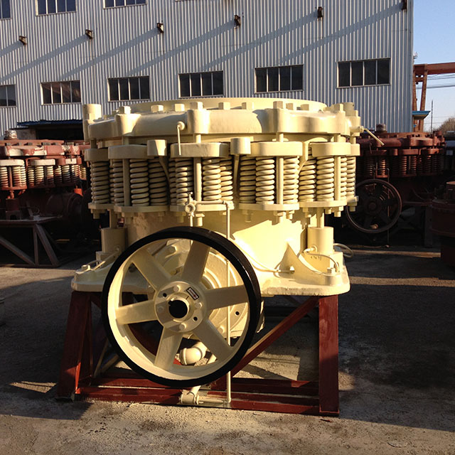 Cone Crusher Of Short-head