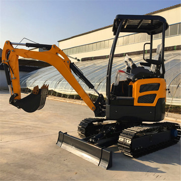 garden home use farming 2ton mini excavator