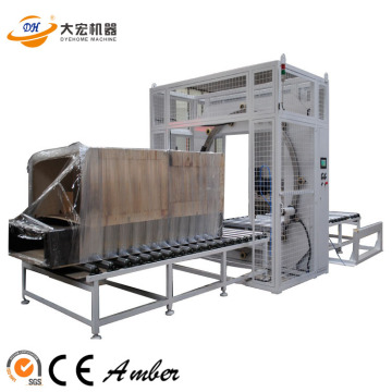 High quality prestretch wrapper machine