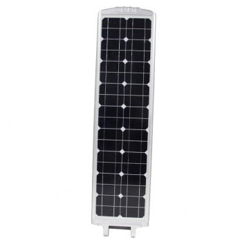 Faʻatasi i le 60W Solar LED Street Light