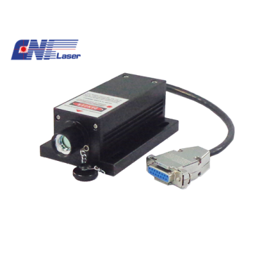 457 low noise blue laser for laser pointing