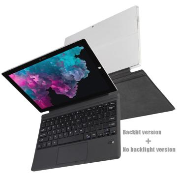 For Microsoft Surface Pro 6/5/4/3 Bluetooth Wireless Keyboard 12 inch Ultrathin Tablet PC Keypad Gaming Keyboard For IOS Android