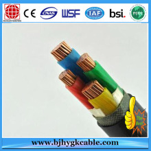 0.6/1 kV 3×150+1×70 XLPE insulated power cable