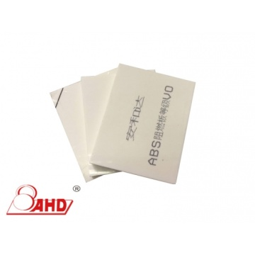 Factory Outlet ABS Flame Retardant FR-ABS Sheet